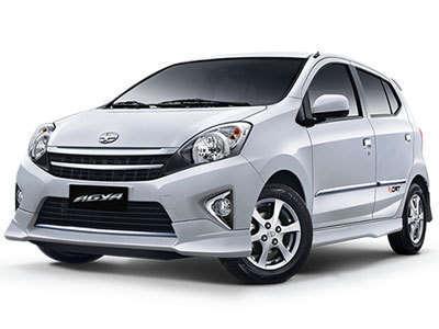 Toyota Agya Terdepan di Pasar LCGC