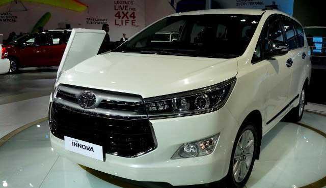 Spesifikasi Toyota Innova Venturer