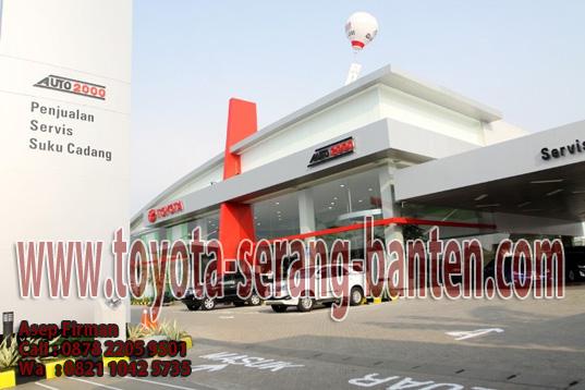 Dealer-Toyota-Serang banten