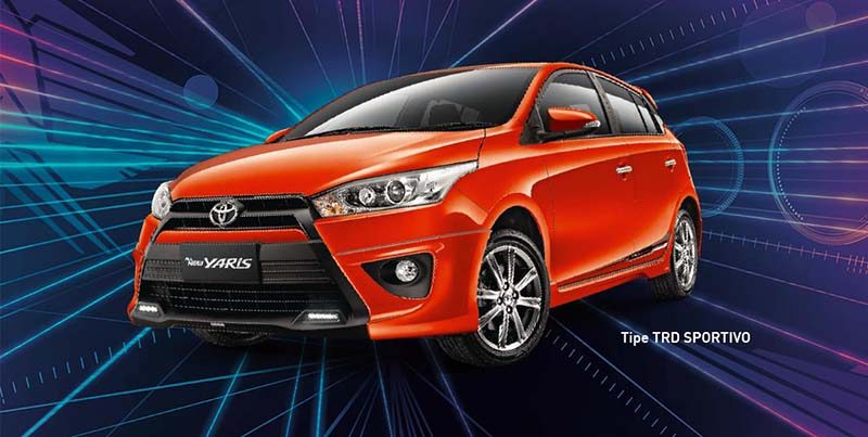 Bedah Interior Eksterior All New Toyota Yaris