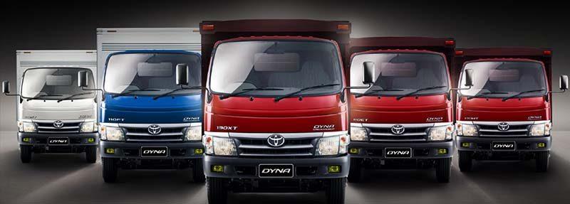 Harga Toyota Dyna Bandung