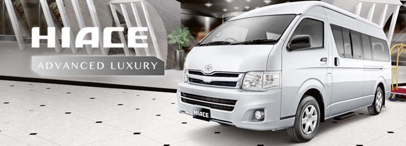 Harga Toyota Hi Ace Bandung
