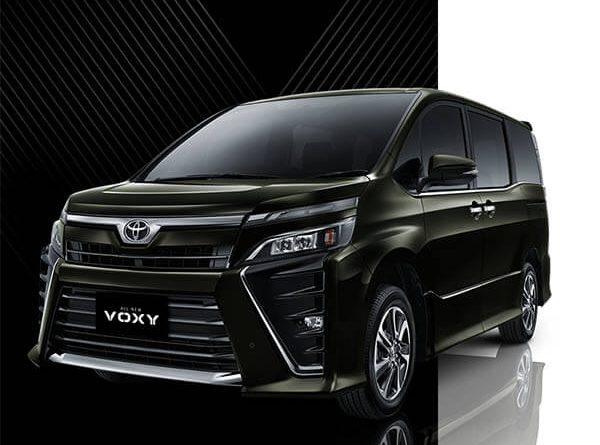 Harga Toyota Voxy Bandung