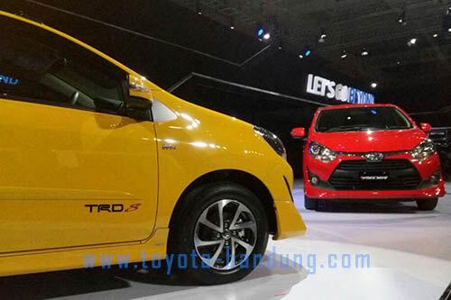 Kredit Toyota Agya Bandung
