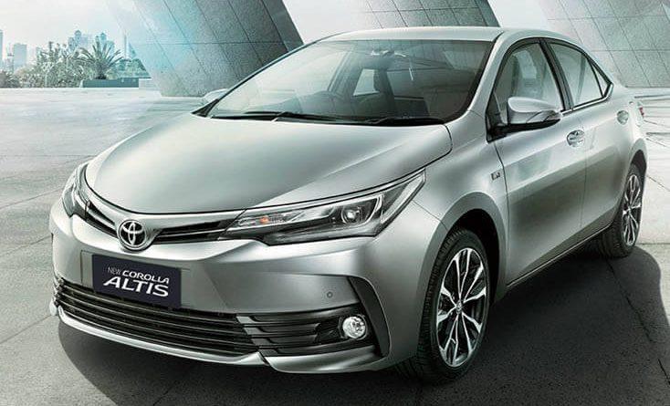 Kredit Toyota Corolla Altis