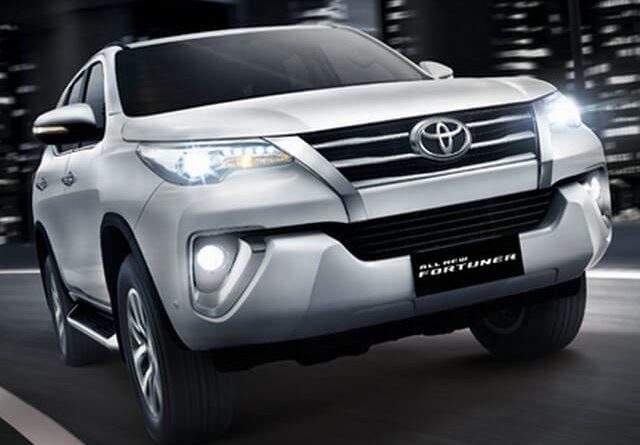 Kredit Toyota Fortuner Bandung
