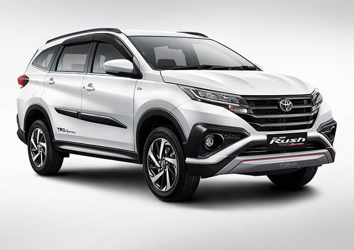Kredit Toyota Rush 2019