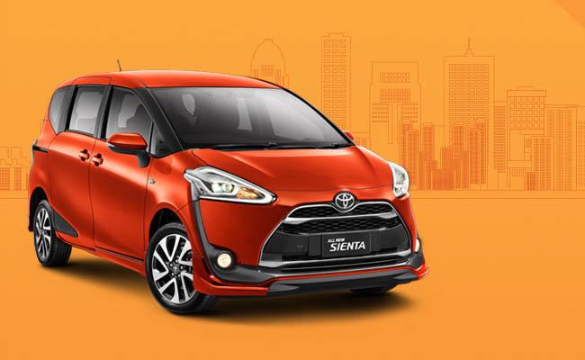 Kredit ToyotaSienta Bandung