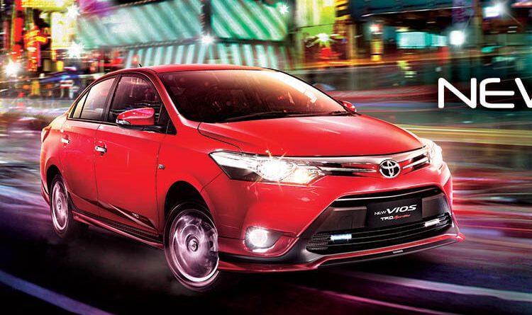 Kredit Toyota Vios