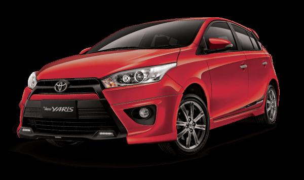 Kredit ToyotaYaris 2019