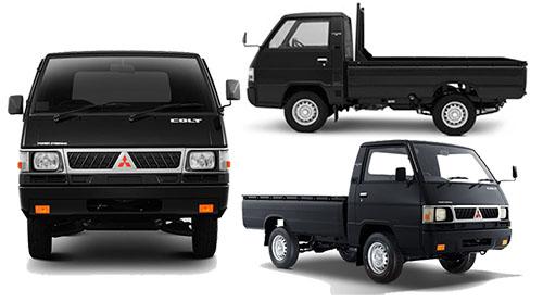 Eksterior Mitsubishi L300