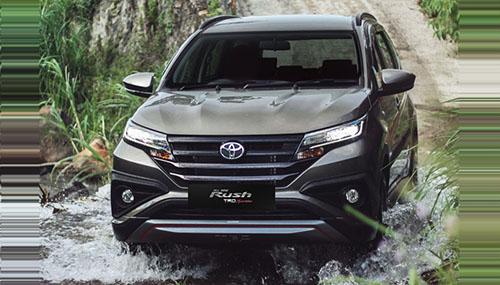 Spesifikasi dan Harga Toyota Rush TRD Sportivo 2018