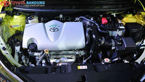 Mesin Toyota Yaris TRD Sportivo 2018