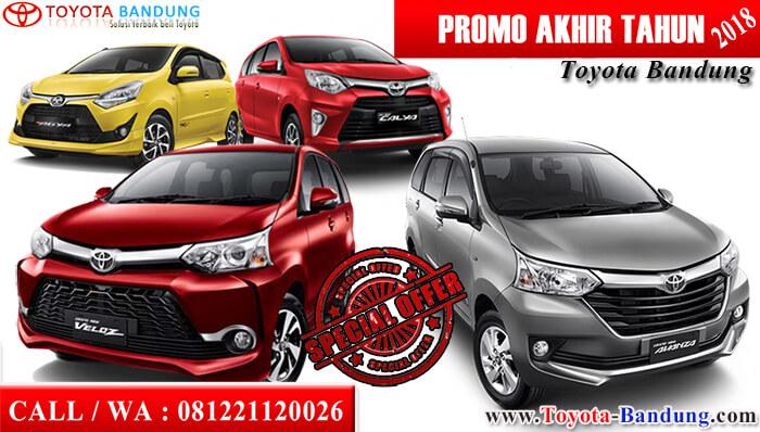 Promo Akhir Tahun 2018 Toyota Bandung