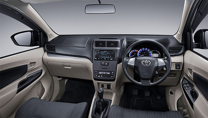 Interior New Toyota Avanza 2019