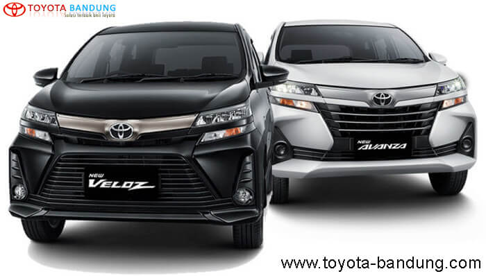 Kredit Toyota Grand New Avanza dan Veloz