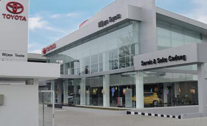 Dealer Wijaya Toyota Bandung