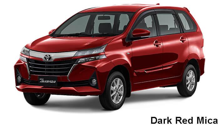 Toyota Camry Interior >> Toyota New Avanza 2019, spesifikasi, harga | Info ...