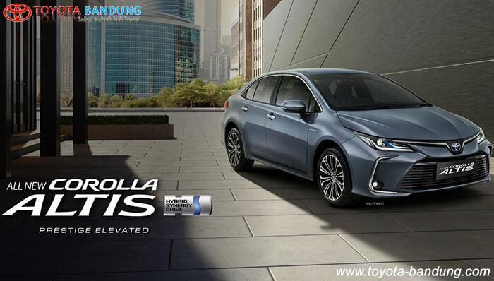 Kredit All New Corolla Altis Terbaru Bandung
