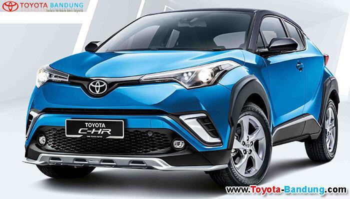 Kredit Toyota C-HR Bandung
