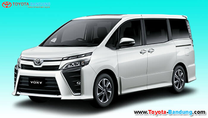 Kredit Toyota Voxy Bandung