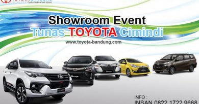 Showroom Event Tunas TOYOTA Cimindi
