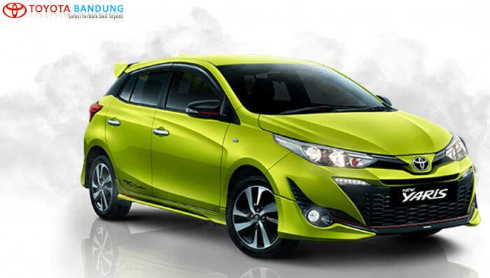 Harga Toyota Yaris 2020 Bandung