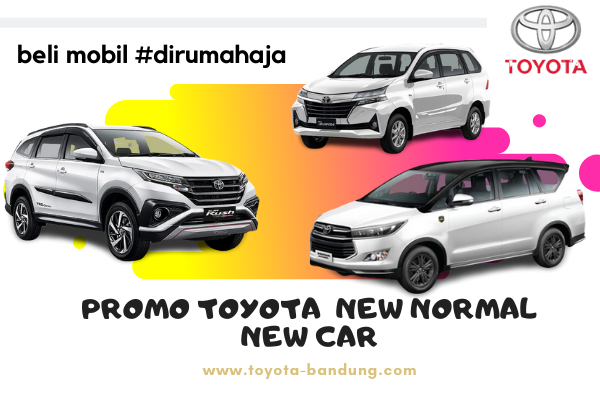 promo new normal toyota