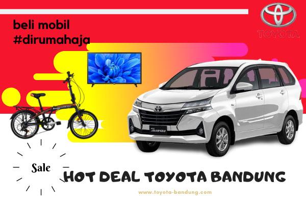 Hot Deal Hari Kemerdekaan Toyota Bandung