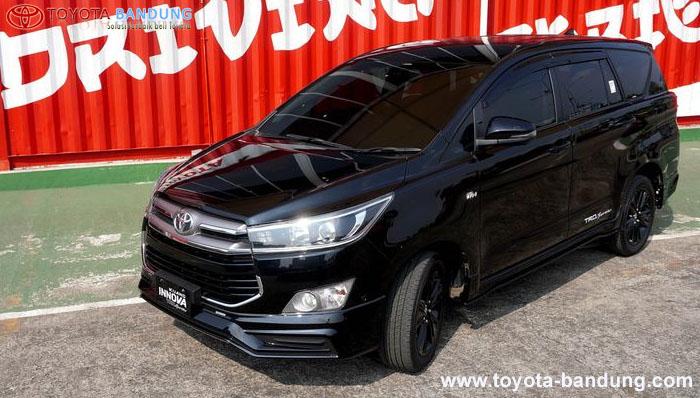 Isu Kehadiran Innova TRD Ditanggapi Toyota Indonesia