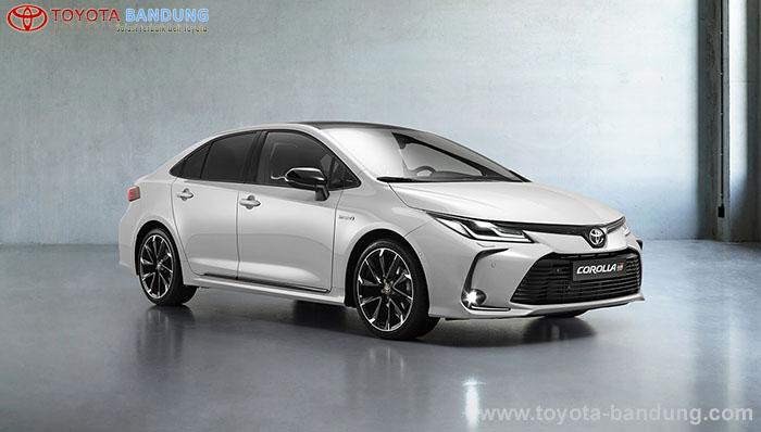 Toyota Corolla Sedan GR SPORT Akan Meluncur di Eropa