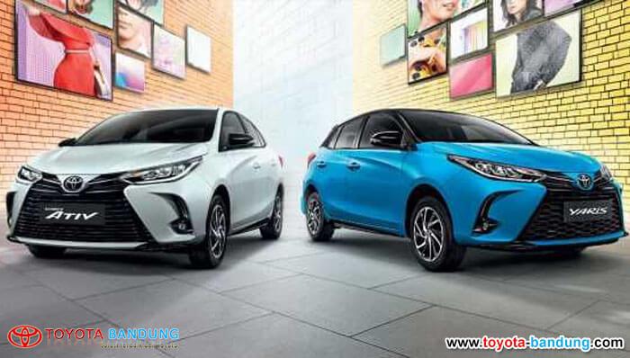 Toyota Yaris Facelift Hadir di Thailand