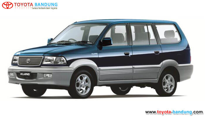 4th Generation 1997 – 2004 : Kijang Kapsul