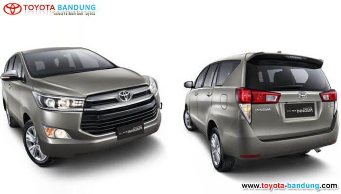 6th Generation 2015 : All New Kijang Innova