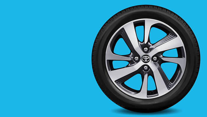 Energetic Alloy Wheel