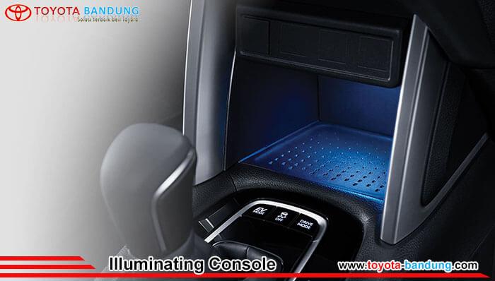 Illuminating Console