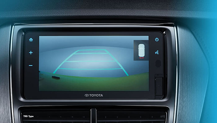 New Rear Parking Camera