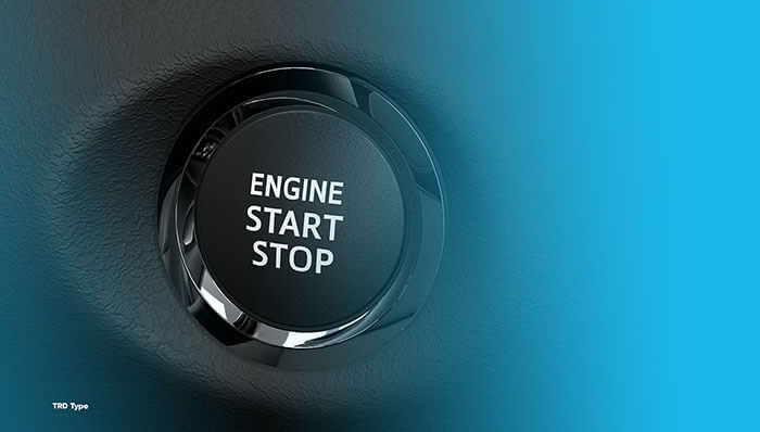 Smart Engine Start/Stop Button