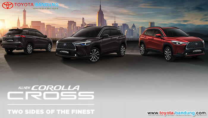 Harga Toyota All New Corolla Cross