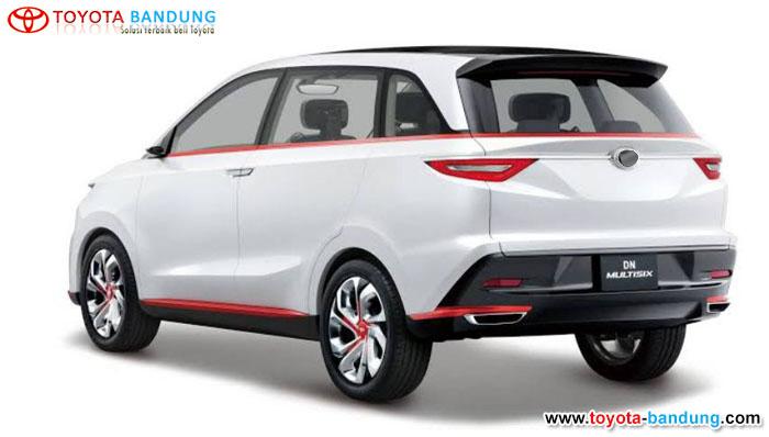 Tahun 2021 Toyota Avanza Siap dengan Tampilan Baru