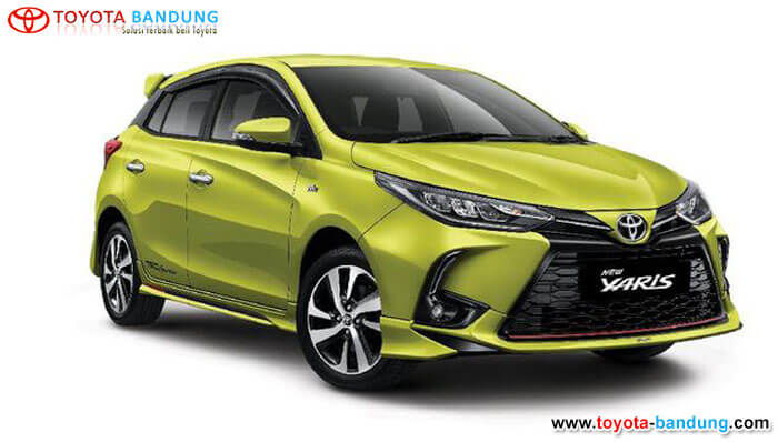 Toyota Akan Pangkas Jumlah Airbag dan Varian untuk Yaris Baru