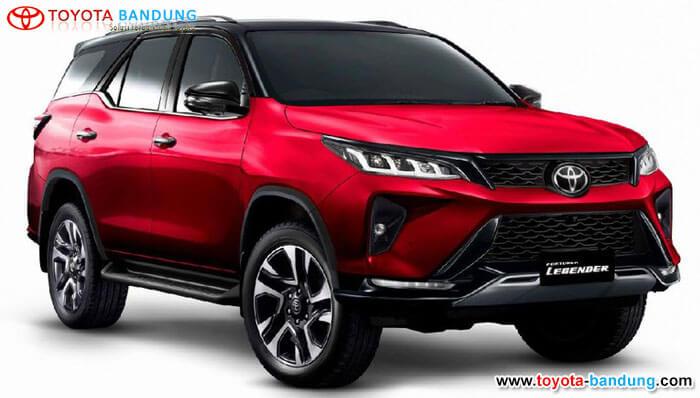 Toyota Fortuner Baru Hadir di RI Setelah Hilux