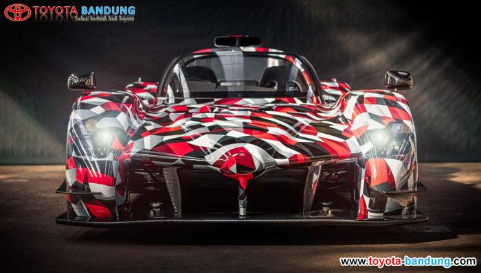 Toyota GR Super Sport Siap Debut Pertama di Prancis