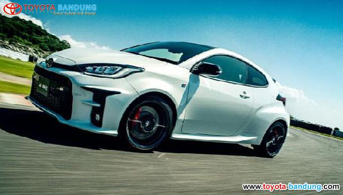 Toyota GR Yaris akan Meluncur di Indonesia