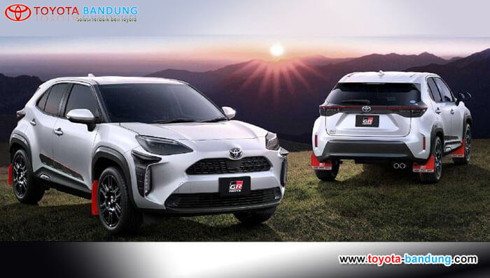 Toyota Yaris Cross Baru Dengan Sentuhan Gazoo Racing