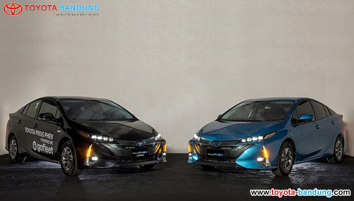 Toyota Luncurkan Toyota Prius PHEV Dipasar Indonesia