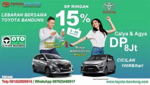 Promo Lebaran Toyota Bandung