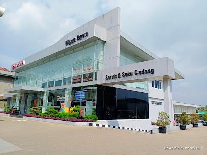 Dealer Wijaya Toyota Padalarang